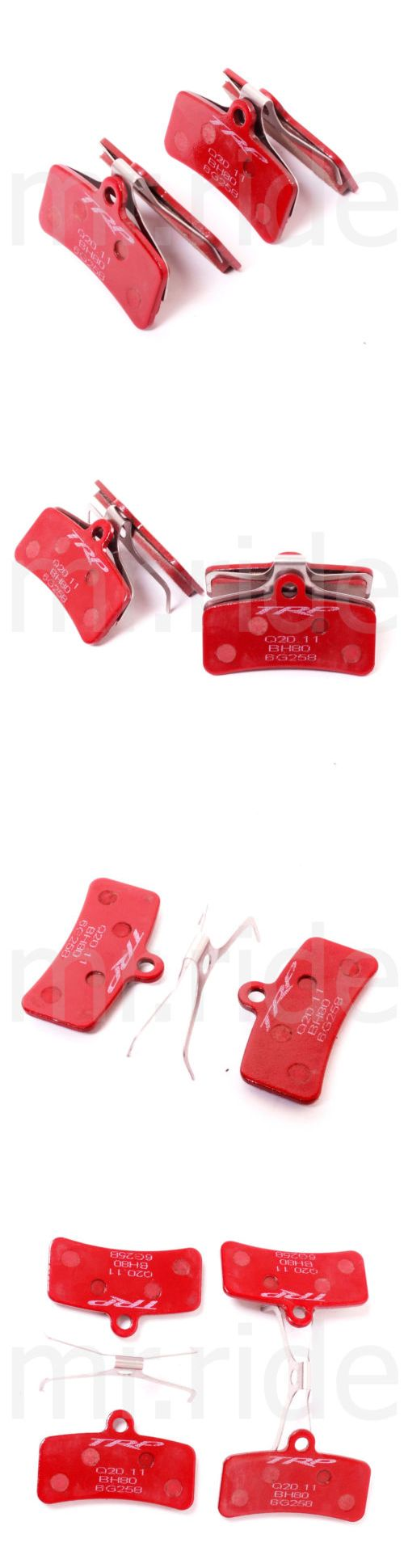Brake Pads 177806: 2 Pair X Trp Bike Q20.11 Disc Brake Pad W Spring Fit Quadiem, Quadiem Sl -> BUY IT NOW ONLY: $31.88 on eBay!