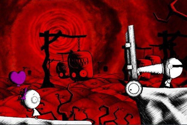 MURASAKI BABY (PS VITA) Murasaki Baby is the strange tale of a little girl who wakes up in a world filled with children's fantasies and fear...
