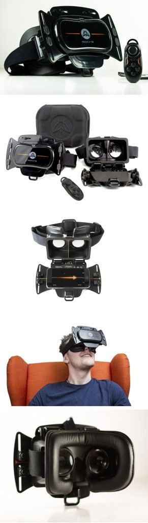Freefly VR Virtual Reality Smartphone 3D Headset Awesome VR headset!