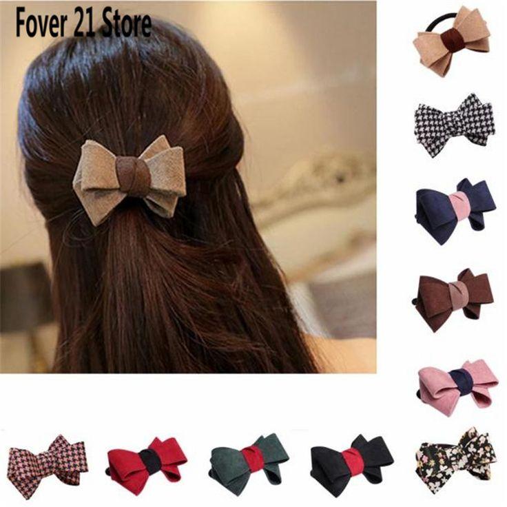 Durable Hair accessory New baby girl  Hair Pretty  Bows clip Headband lovely Hair Tie Ponytail Holder