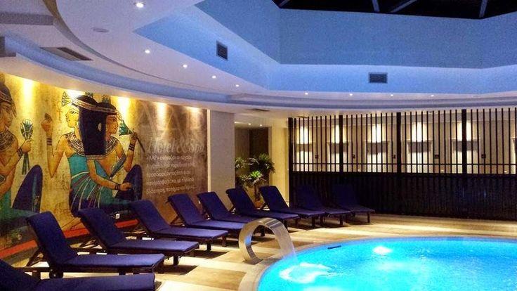 Indoor Heated Pool - Aar Hotel & Spa - Ioannina - Epirus - Greece