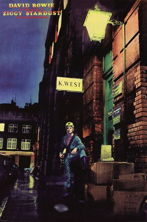 David Bowie - Ziggy Stardust Poster at AllPosters.com