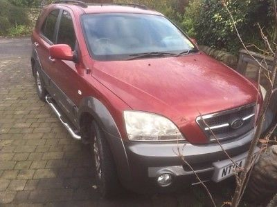 eBay: KIA Sorrento 2004 - Low mileage - Auto - Diesel - Spares and Repairs #carparts #carrepair