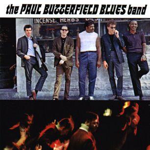 468 The Paul Butterfield Blues Band, 'The Paul Butterfield Blues Band'. Beetje druk. Fijne plaat maar zal 'm niet heel snel nog eens opzetten.
