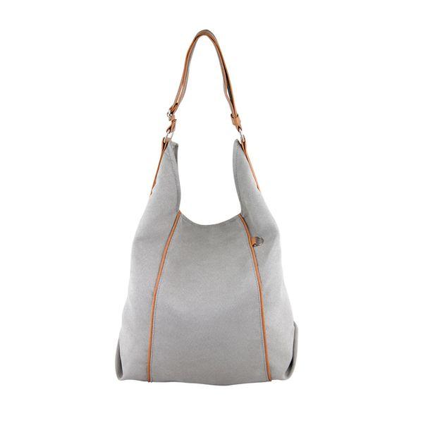 FURIA - torba worek - jasnoszara w INCAT  na DaWanda.com