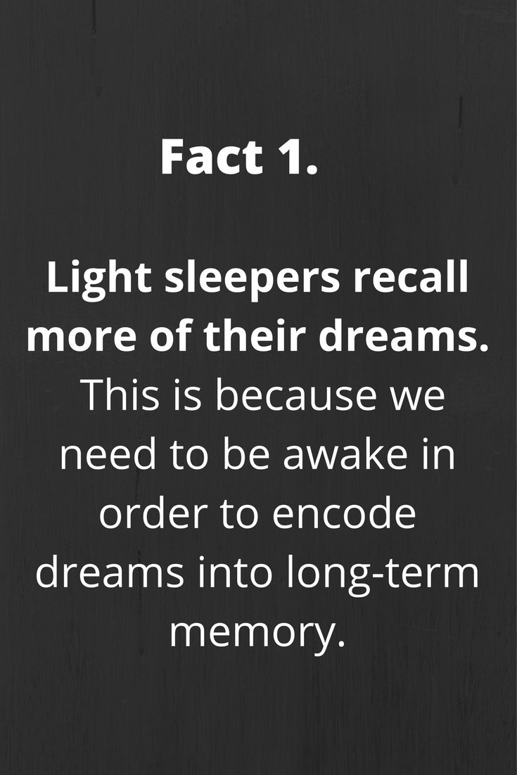 Dreams: 10 Fascinating Things You Should Know