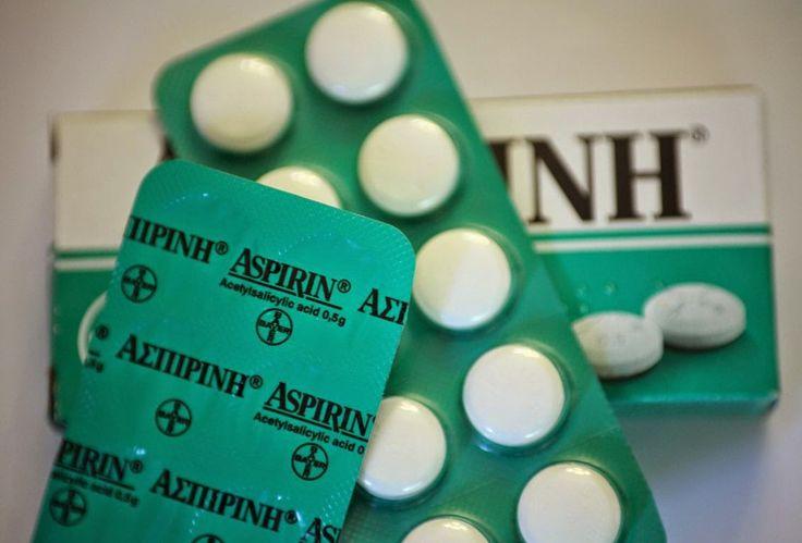 Οι+εννιά+χρήσεις++της+ασπιρίνης+που+ΔΕΝ+γνωρίζεις!