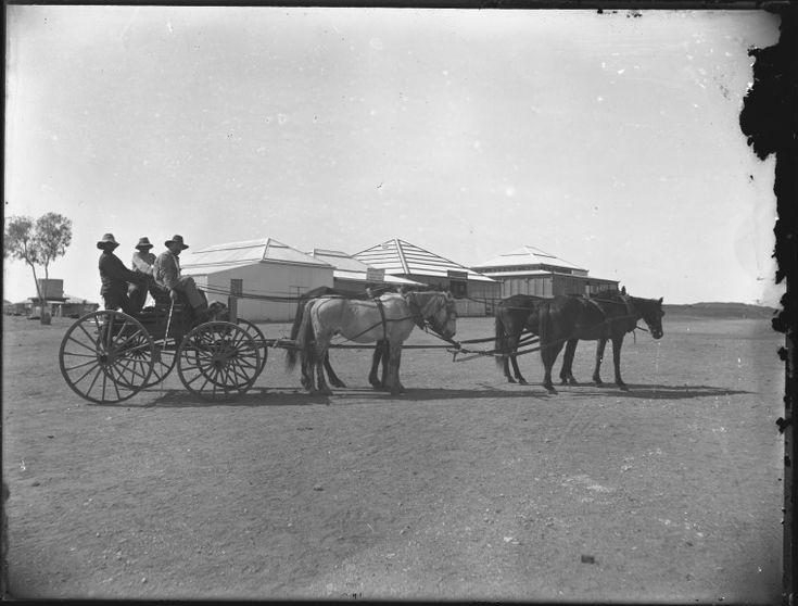 013661PD: Mail coach, Marble Bar, 1911 http://encore.slwa.wa.gov.au/iii/encore/record/C__Rb4302914?lang=eng