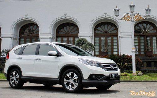 Honda All New CR-V 2.4 - Fresh From Outside