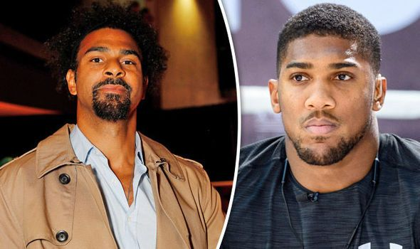 David Haye: This is why I want to fight Anthony Joshua after Tony Bellew - and win