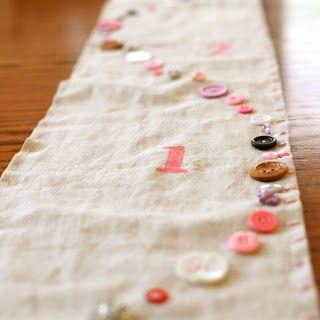 DIY Fabric Growth Chart