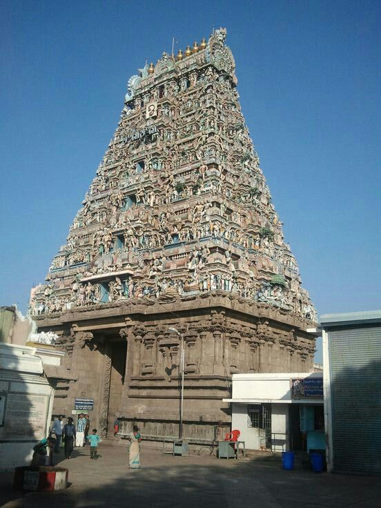 Kapaleeshwarar Temple (mylapore - chennai)
