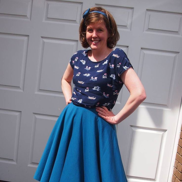 #mmmay16 day 23 - newly finished New Look 6217 top (definitely need to make more of these!) & jersey Veronika skirt #memademay #sewcialists #sewing #newlookpatterns #veronikaskirt by nightingaleanddolittle