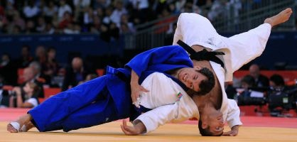 Photo 1: July 29, 2012 Men's Judo SPAIN 230X418