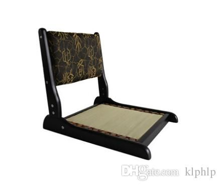 Tatami Zaisu Chair Foldable Leg Removable Cushion Mat Black Japanese Furniture Store Traditional Style Floor Legless Zaisu Chair From Klphlp, $122.56 | Dhgate.Com