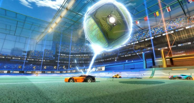 Rocket League is free to play on Steam this weekend #VideoGames #league #rocket #steam #weekend