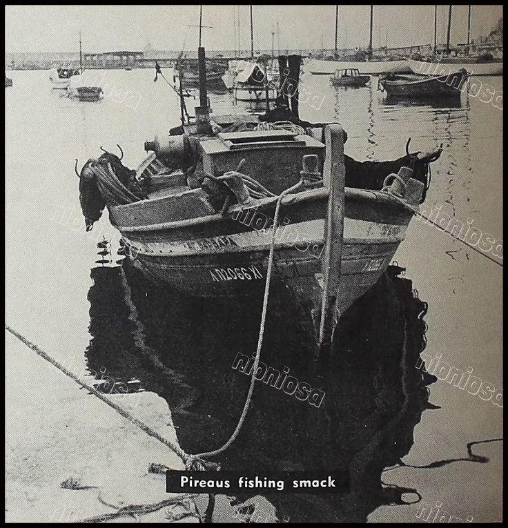 Μικρολίμανο, 1954.