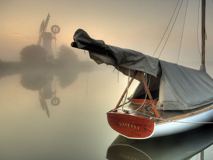 36 best The beautiful Norfolk Broads images on Pinterest  Norfolk