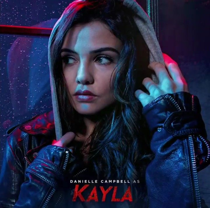 Tell Me A Story Kayla Danielle Campbell Series Danielle Campbell Danielle Campbell The Originals Davina Claire