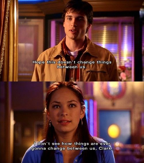 Smallville Best Quotes