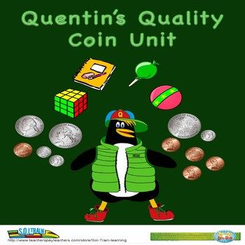 This is a 4 week unit that is Common Core aligned that has a step-by-step lesson plan on how to teach coins and count  money.  It has coin books and a fun rap.
