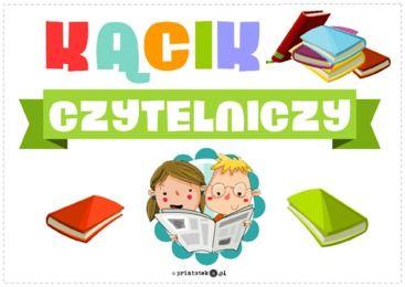 Kącik czytelniczy - Printoteka.pl