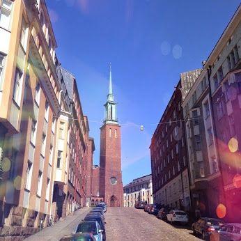 #city #helsinki #finland #street