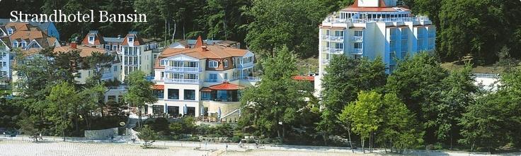 Travel Charme Strandhotel Bansin - 4-Sterne-Superior Wellnesshotel für Familien und Aktive, direkt am Ostseestrand auf Usedom.