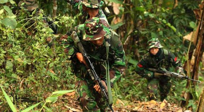 "New Delhi: Deep in the forests around the town of Vairengte in Mizoram, three soldiers of the Vietnamese Army are on the hunt for ""terrorists"". They approach their targets slowly, taking cover behind rocks before opening fire with Indian-made INSAS rifles. This could be a..."