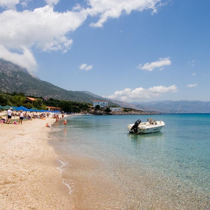 Limnionas Beach Samos