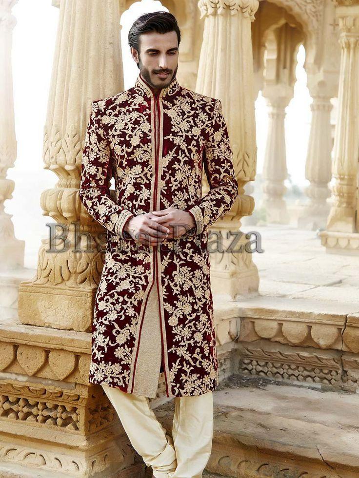 Groom clothes indian wedding online