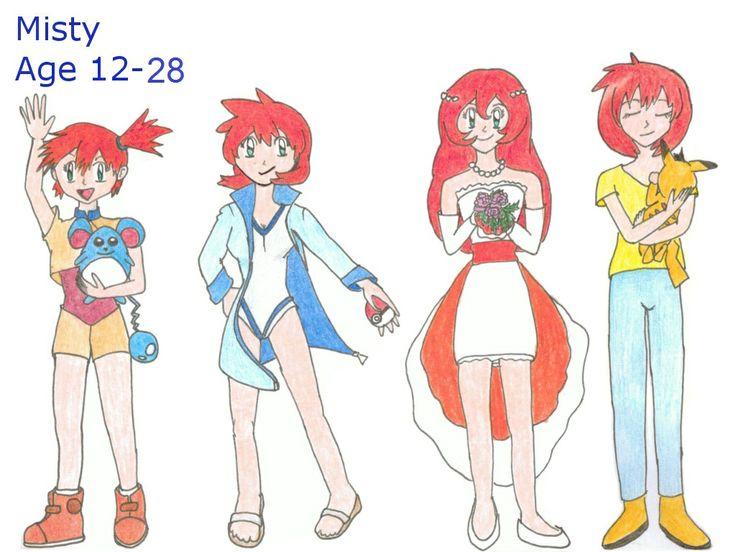 Misty is 29