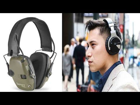 Best Noise Cancelling Ear Muffs