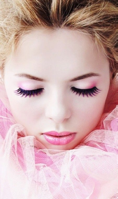 Pink Eyeshadow Tutorial: 32 Best Images About Pretty In Pastels On Pinterest