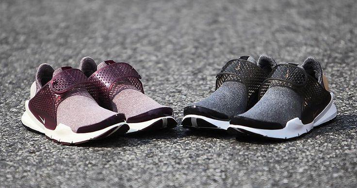 Nike Sock Dart Fleece collection for Fall 2016 |  http://smarturl.it/0rtt9z
