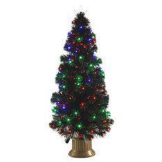 48? Fiber Optic Tree with Multi LED Lights