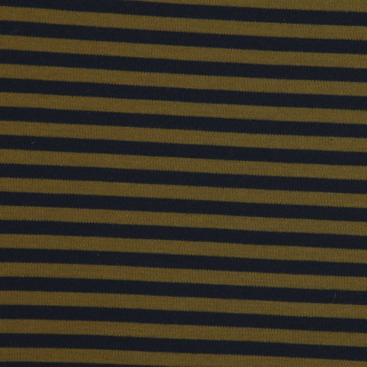 Navy/Pea Jersey Stripes - Jersey Prints - Jersey/Knits - Fashion Fabrics. Medium weight wool jersey. Width 62 inches. $17.99 from Mood Fabrics.