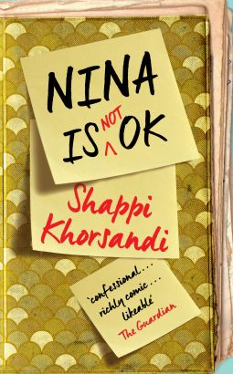 Nina is Not OK | Shappi Khorsandi | 9781785031366 | NetGalley
