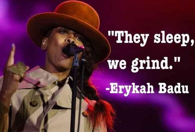 74 Best Erykah Badu Images On Pinterest