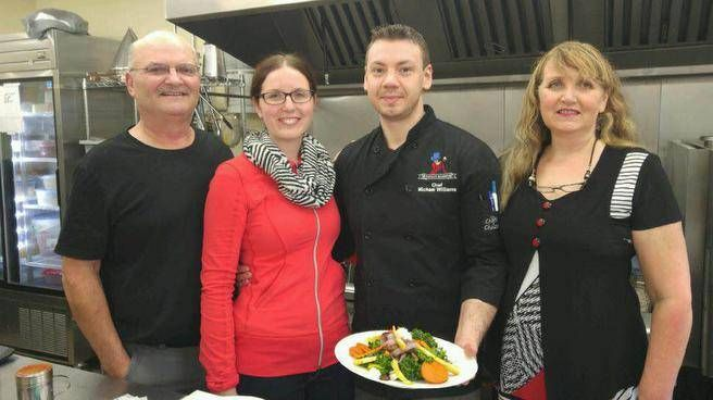 """Restaurant goes gluten-free route """"Having gluten-free restaurant in the Valley definitely increases accessibility for those with celiac disease,"""" Crystany's Brasserie in Canning, Canada."""