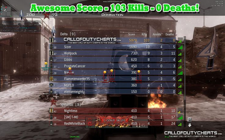 telecharger black ops 2 cheats now for only $5 life time