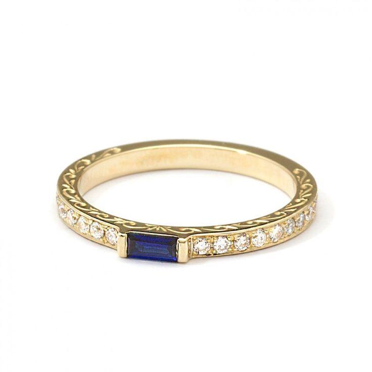 33 Best Art Nouveau Wedding Rings Images On Pinterest