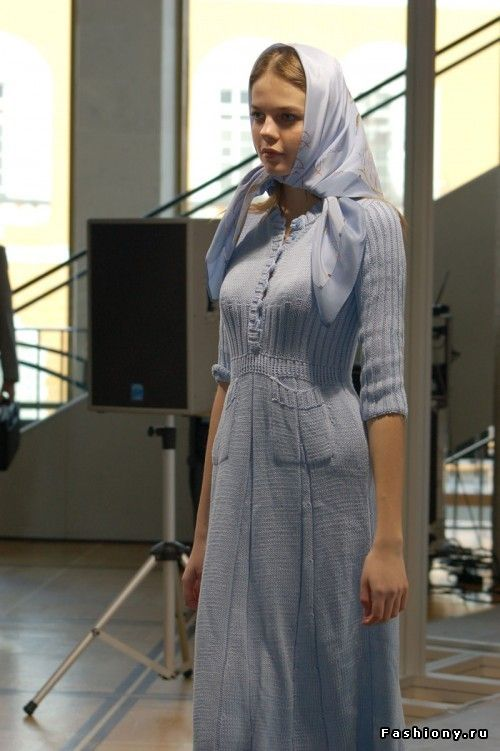 Russian orthodox fashion