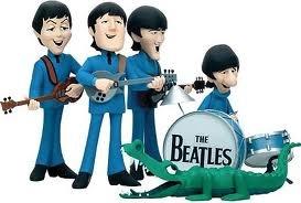 The Beatles Cartoon Show on Saturday mornings!