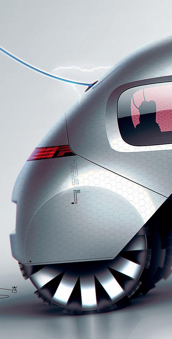 TRANSFORMATION : Peugeot design contest for children by Olivier Gamiette, via Behance