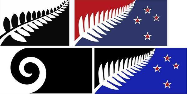 Los habitantes de Nueva Zelanda eligen una nueva bandera - Yahoo Noticias