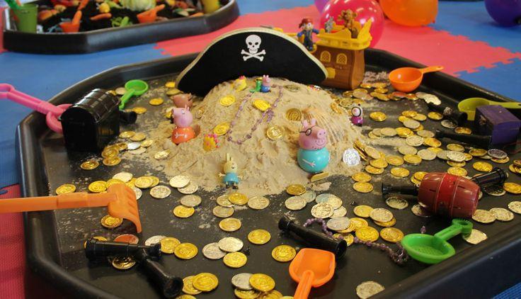 Peppa Pig Birthday Party - Pirate George!