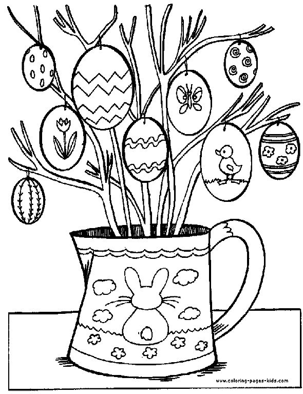 61 best Christmas, Easter, Holidays coloring images on Pinterest ...