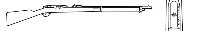 1887 Mauser M1887