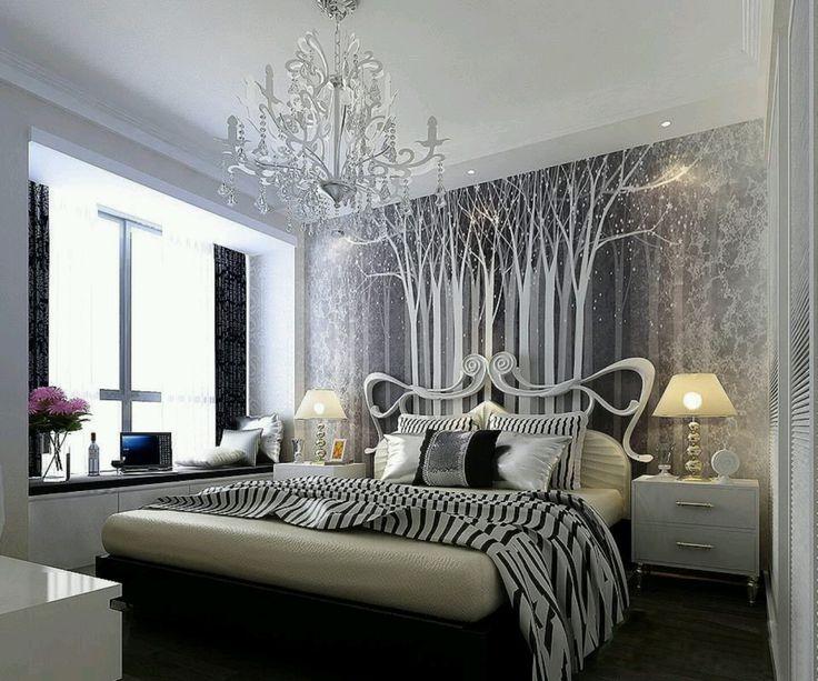 90 best Beautiful Boudoirs images on Pinterest   Bedroom ideas ...